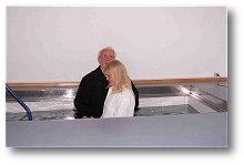 Taufe im Gemeindehaus